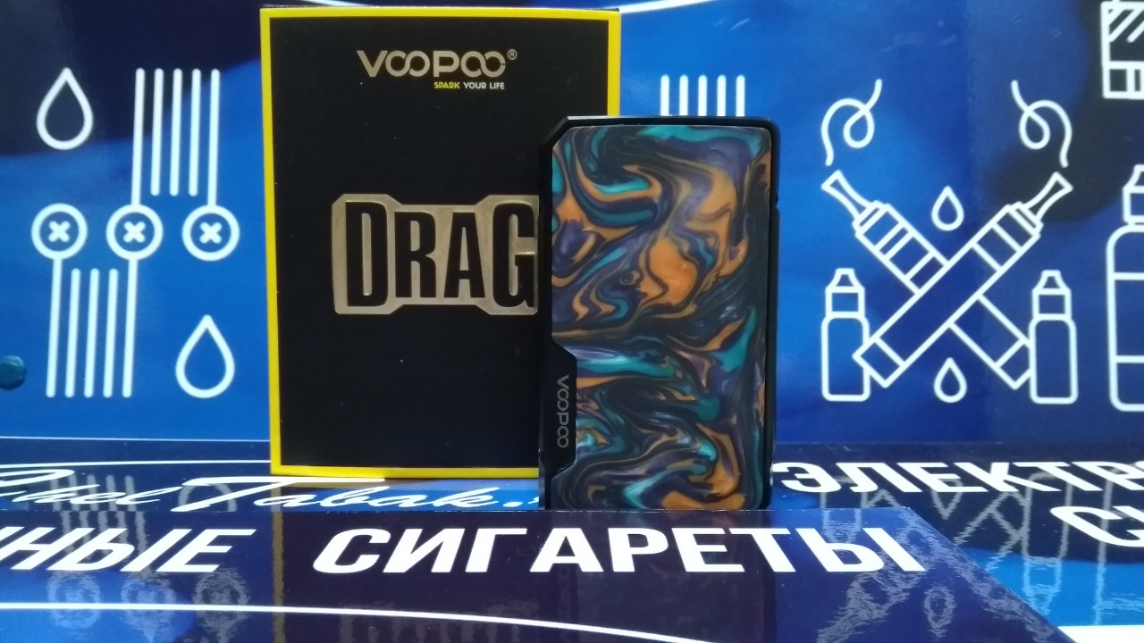 Мод VOOPOO DRAG 2 - 177W