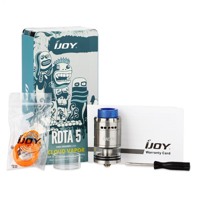 Купить бакодрипка iJoy RDTA 5