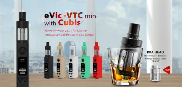Набор Joyetech eVic-VTC Mini + Cubis