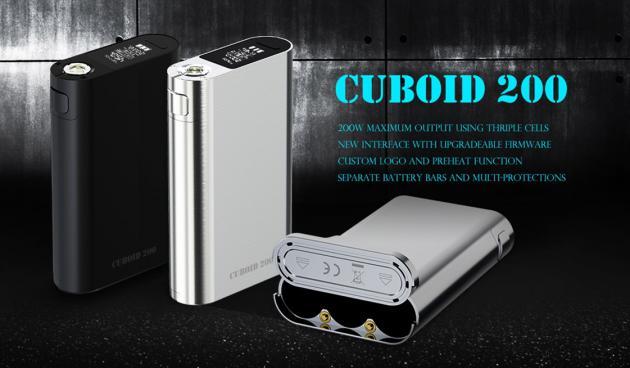 Купить мод Joyetech Cuboid 200W